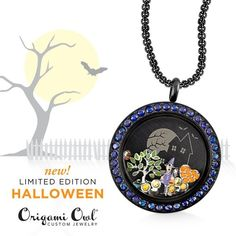 Love My Ghouls I love my ghouls and this limited edition Halloween Collection! What spooky look would you put together for your upcoming Halloween party? These are only available while supplies last! Order today at Origami Owl Halloween, Create Your Story, Washer Necklace, Pendant Necklace, Locket Bracelet, Personalized Charms, Jewelry Companies, Charm Jewelry, Custom Jewelry