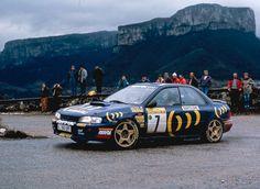 Subaru Impreza Gr. A Rally - C. Sainz - Monte Carlo