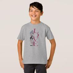 Sheep Love Happy Valentine's Day   Tagless Shirt - Saint Valentine's Day gift idea couple love girlfriend boyfriend design