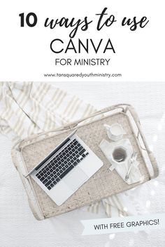 Spread the Gospel by using Canva! Here's 10 ways to use Canva for ministry complete with sample designs and free graphics. Tansquared Youth Ministry