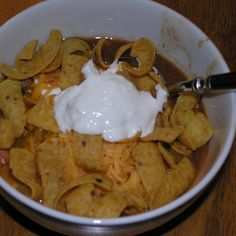 Taco Soup (Paula Deen) Recipe
