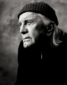 What he saw is what I 'll see. Kirk Douglas