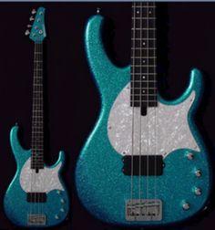 modulus flea bass. the best quality bass ever made.