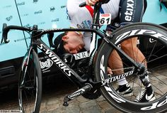 I love how meticulous Mark Cavendish is.  Gallery | Omega Pharma - Quick-Step Pro Cycling Team