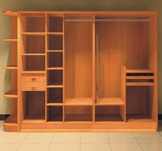 Cabinet Design For Clothes simple bedroom decoration with dark wood walk in closet, shelf