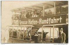 Hamburger Hafen Rundfahrt