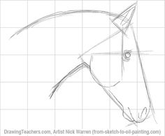 How to Draw a Tiger 4