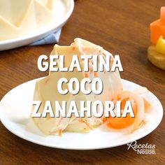Gelatin Recipes, Jello Recipes, Mexican Food Recipes, Sweet Recipes, Dessert Recipes, Desserts, Deli Food, Gula, Yummy Food