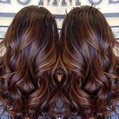 long+brown+hair+with+caramel+balayage