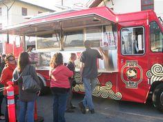 california taco trucks #camion #truck #cibo #mexico