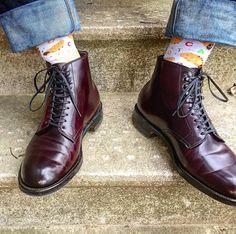 Alden Shoes of Carmel