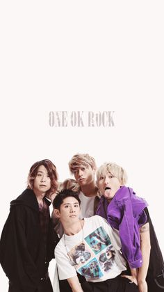 one ok rock wallpaper One Ok Rock 壁紙, One Ok Rock Lyrics, Takahiro Moriuchi, So Far Away, Happy Birthday Posters, Rock Sound, Strange Music, Band Wallpapers, Eye Of The Storm