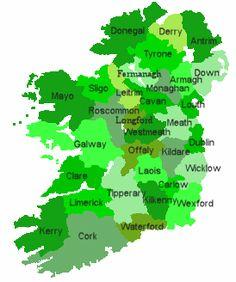 Genealogy for Ireland - The IrelandGenWeb Project