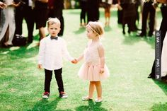 So neat! - Ring Bearer & Flower Girl | CHECK OUT MORE GREAT FLOWER GIRL AND RING BEARER PHOTOS AND IDEAS AT WEDDINGPINS.NET | #weddings #wedding #flowergirl #flowergirls #rings #weddingring #ringbearer #ringbearers #weddingphotographer #bachelorparty #events #forweddings #fairytalewedding #fairytaleweddings #romance