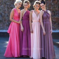 The colours of  in our amazing multi-award winning Australian made Goddess By Nature signature multiway ballgowns in stunning array of the prettiest shades. Indulge & treat yourself with the Goddess experience today!  www.goddessbynature.com // stockists worldwide  #goddessbynature #goddessbynaturedress #bridetobe #weddingproposal #proposal #justengaged #engaged #bride #weddinginspiration #weddinginspo #engagementdress