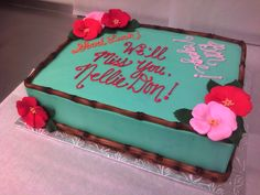 Zucchini cake with pine nuts - Clean Eating Snacks 14th Birthday Cakes, Birthday Cake Girls, Birthday Parties, Luau Cakes, Beach Cakes, Pastel Rectangular, Sheet Cake Designs, Buttercream Fondant, Zucchini Cake