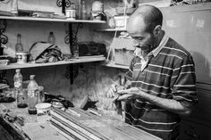 The Focused Carpenter - 2 by Amine Fassi on 500px