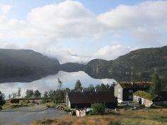 Preikestolen Hostel, rogaland, Norway.
