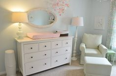 best baby changing table white dresser with mirror and chaise