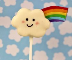 Rainbow food!  Its probably not something you should plan to eat daily. 51 Rainbow Food Ideas!