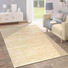 Shaggy Teppich Micro Polyester Grau   Hochflor teppich, Wohnzimmer ...