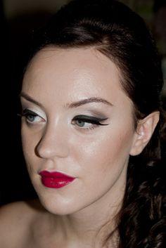 DIANA IONESCU// MAKE-UP ARTIST — Bride Makeup for Alexandra