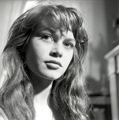 Brigitte Bardot en 1952 Walter Carone