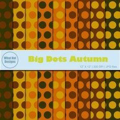 Big Dots Autumn