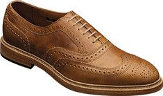 Great Gatsby 1920s Style Mens Shoes for Sale- Tan wingtip brogue design  http://www.vintagedancer.com/1920s/1920s-style-mens-shoes-for-sale/