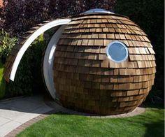 Archipod: prefab office pod