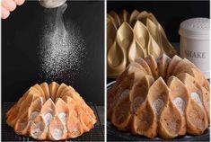 Tvarohovo.hrušková bábovka Bread, Food, Brot, Essen, Baking, Meals, Breads, Buns, Yemek