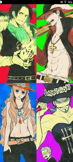 """Zoro is just like: """"What the heck?"""""""