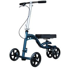Regain Your Mobility With A Knee Scooter - had one of these for foot surgery - nothing better!