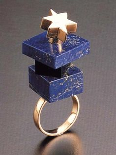 Ettore Sottsass, ring.