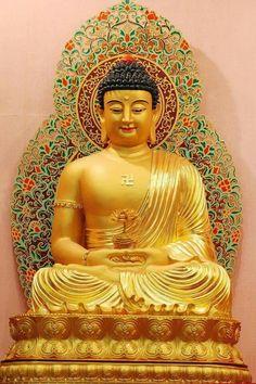 Buddha Gautama Buddha, Amitabha Buddha, Buddha Buddhism, Buddha Kunst, Buddha Art, Buddha Meditation, Zen, Tibet, Buddhist Wisdom
