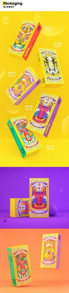 蛋卷基金潮袜礼盒设计 on Behance Packaging Design, Branding Design, Tea Brands, Beverage Packaging, Color Psychology, Graphic Design Illustration, Design Projects, Infographic, Web Design