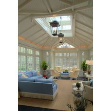 Sunroom Design, Pictures, Remodel, Decor and Ideas - page 13 - My-House-My-Home 4 Season Room, Sunroom Addition, Traditional Exterior, Traditional Landscape, Piece A Vivre, Dream Rooms, Home Interior, My Dream Home, Home And Living