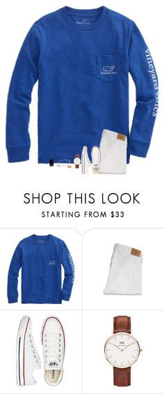 """""""y'all, my bracket is so busted 😭 I had Duke winning it all"""" by preppinessandpearls ❤ liked on Polyvore featuring Abercrombie & Fitch, Converse, Daniel Wellington, Alex and Ani and Butter London"""