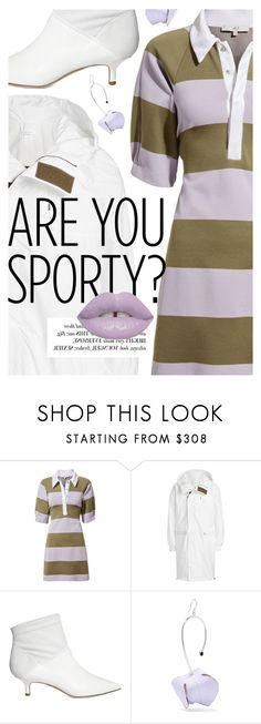 """Are You Sporty?"" by cultofsharon ❤ liked on Polyvore featuring TIBI, Jil Sander and Marni"