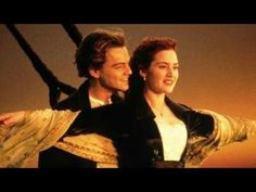 Titanic movie songs - my heart will go on by Celine Dion Every night in my dreams I see you, I feel you That is how I know you go on. Real Life Love Stories, Best Love Stories, Love Story, Celine Dion Songs, Celine Dion Albums, Leonardo Dicaprio, James Cameron, Love Is When, Love Can