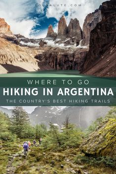 The 14 Best Hikes in Argentina The best hikes in Argentina Where to go hiking in Argentina Best treks in Argentina Where to go hiking in Patagonia Best Patagonia Hike. South America Destinations, South America Travel, Travel Destinations, Argentina Travel, All Nature, Best Hikes, Travel Activities, Canada Travel, Hiking Trails