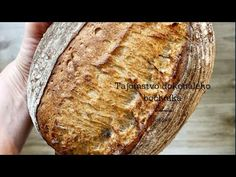 Tajomstvo bochníka - YouTube Bread, Make It Yourself, Recipes, Youtube, Food, Hampers, Diet, Meal, Food Recipes
