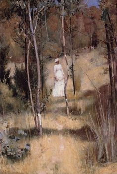 A Summer Morning Tiff 1886
