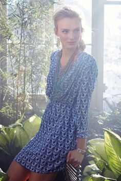 #Galen #Dress #Anthropologie