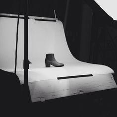 Behind the scenes at the #FW13 new arrivals shoot... #MaiyetBootie