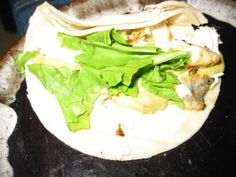 Halibut Fish Tacos with Guacamole Sauce