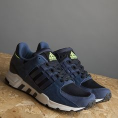 We bring you the return of a classic from the brand with 3 stripes - the adidas Equipment Running. Trainers, Adidas Sneakers, Running, Retro, Classic, Blog, Shoes, Style, Fashion
