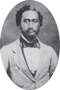Kamehameha IV, born Alexander ʻIolani Liholiho Keawenui (1834–1863), reigned as the fourth king of the Kingdom of Hawaii from January 11, 1855 to November 30, 1863.
