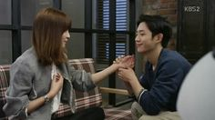 Blood | Ep. 17 - Joo Hyun Woo and Choi Soo Eun funny scene..