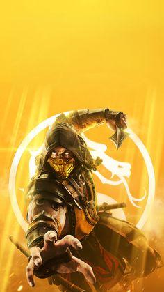 Sub Zero Mortal Kombat, Escorpion Mortal Kombat, Mortal Kombat X Scorpion, Liu Kang And Kitana, Mi Images, Mortal Kombat X Wallpapers, Ghost Rider Marvel, Ninja Art, Joker Art